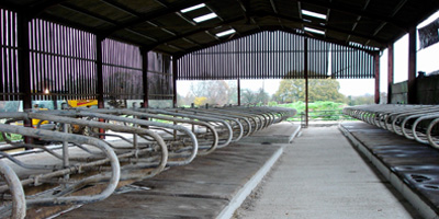 Agricultural groundworks